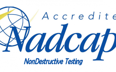 O non-conformities. The PRI renews Farella Montauban's Nadcap certification for NDT
