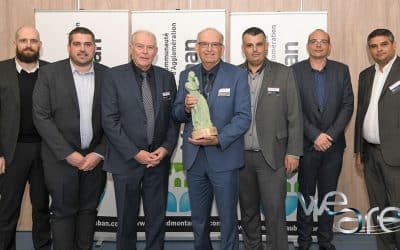 FARELLA and WEARE Group rewarded during the Economic's Leaders of Grand Montauban