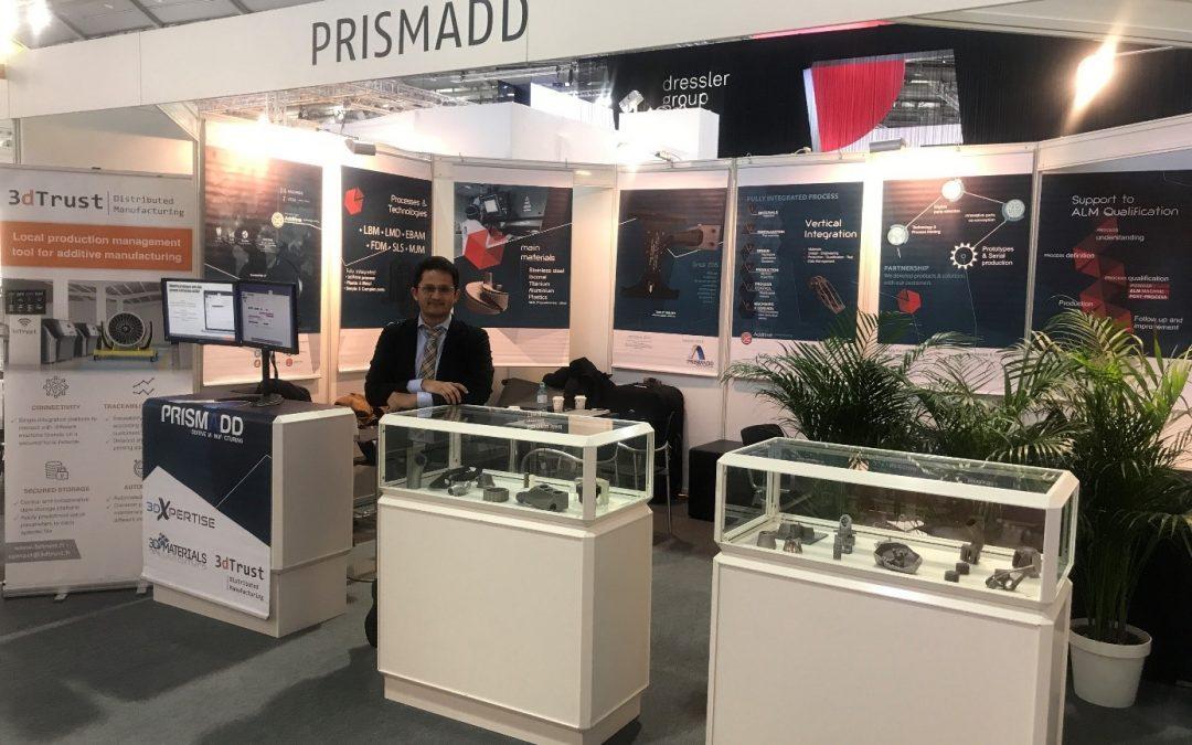 Formnext exhibition 2018, Frankfurt
