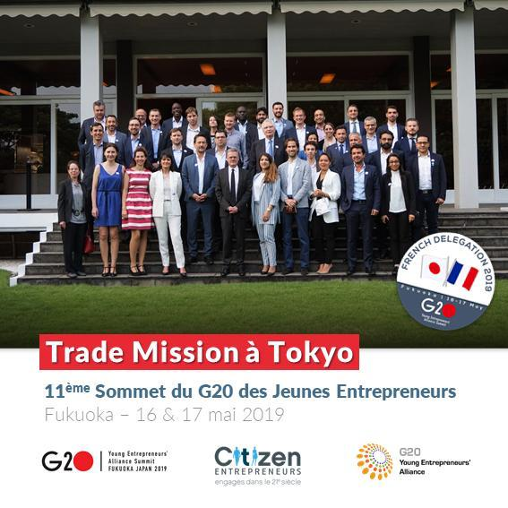 WeAre Group participation in G20 Young Entrepreneur Alliance