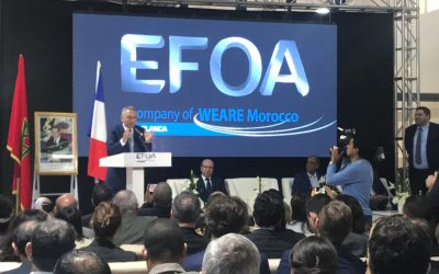 WeAre inaugurates its new EFOA site in Morocco